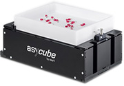 Asycube Series vibration feeders