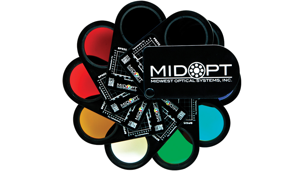 MidOpt swatch kits