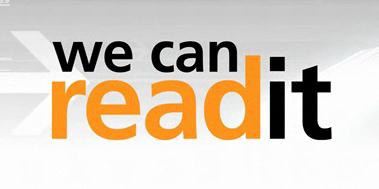 we can read it video