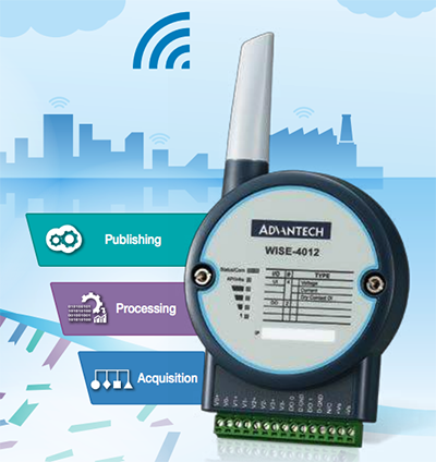 Advantech IoT wireless